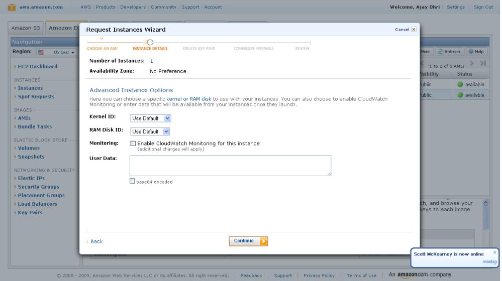 Running R on Amazon EC2 (3/6)