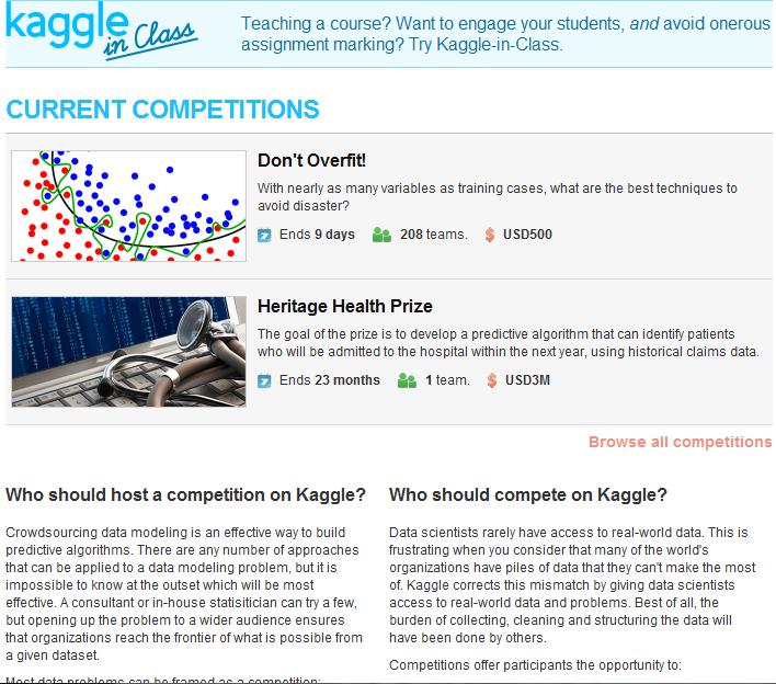 Kaggle – DECISION STATS
