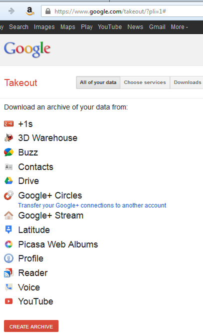 google takeout2