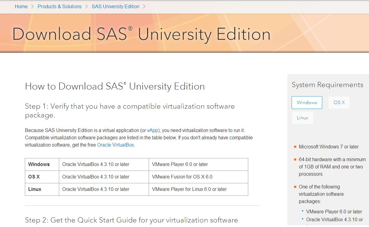 SAS makes it free to learn SAS – DECISION STATS